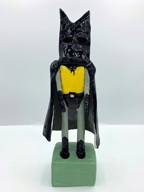 Batman by Sally Bourke contemporary artwork