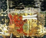 Peter Doig's 'Swamped' Travels to London Before Its Return to Auction