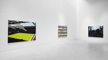 Contemporary art exhibition, Brian Alfred, Future Shock at Miles McEnery Gallery, New York