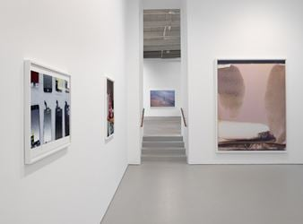 Exhibition view: Wolfgang Tillmans,How likely is it that only I am right in this matter?, David Zwirner, 19th Street, New York (13 September–27 October 2018).Courtesy David Zwirner.