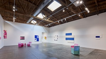 Contemporary art exhibition, Mary Heilmann, Memory Remix at Hauser & Wirth, Los Angeles