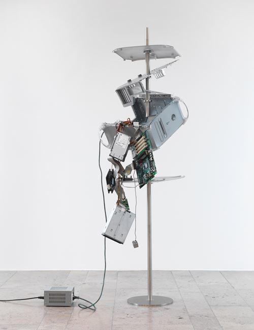Power Mac G4 M8493 by Walead Beshty contemporary artwork