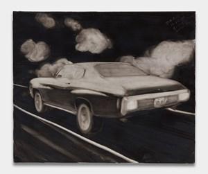Rainbow road part 2, (Billy Andoe) 4/15/18 by Joe Andoe contemporary artwork