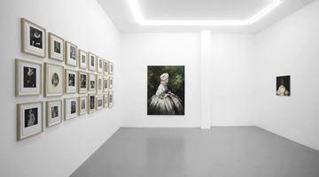Contemporary art exhibition, Ewa Juszkiewicz, Pearl, Eye, Worm at Rolando Anselmi, Rome