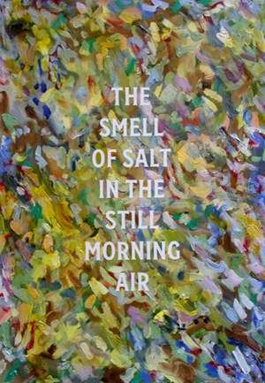 The smell of salt by Elliot Collins contemporary artwork