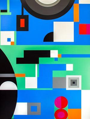 The Grey Matter by Kelcy Taratoa contemporary artwork