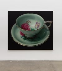 Teacup #13 by Robert Russell contemporary artwork painting