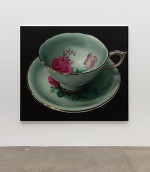 Teacup #13 by Robert Russell contemporary artwork