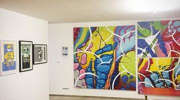 Speerstra Gallery contemporary art gallery in Bursins, Switzerland