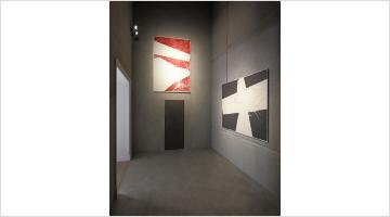 Contemporary art exhibition, Sadaharu Horio, Room #7 at KEWENIG, Berlin