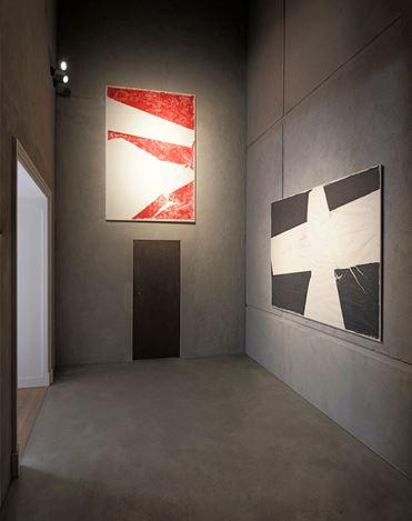 Exhibition view: Sadaharu Horio, Room #7, KEWENIG, Berlin (23 July–17 August 2019). Courtesy KEWENIG.