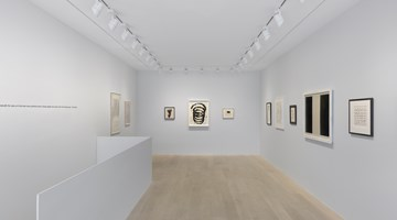 Contemporary art exhibition, Group Exhibition, A line (a)round an idea Selected Works on Paper at Gagosian, Geneva