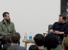 In Conversation: Matthew Day Jackson and Tom Morton