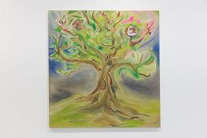 Oak Dance by Sophie von Hellermann contemporary artwork