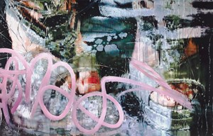 Not in These Shoes by Marilyn Minter contemporary artwork
