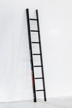 Aspirational Equipment (7 Step Ladder) by Ben Edmunds contemporary artwork