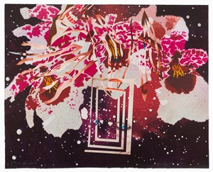 Time Door Time D'Or by James Rosenquist contemporary artwork