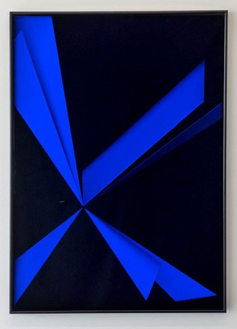Shards Intersecting by Andrew Beck contemporary artwork