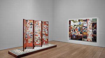 Contemporary art exhibition, Hernan Bas, TIME LIFE at Lehmann Maupin, New York