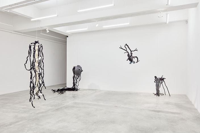 Exhibition view: Minouk Lim, Mamour, Tina Kim, New York (November 2, 2017—January20, 2018). Courtesy Tina Kim, New York.