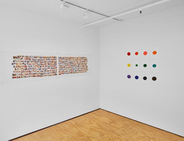 Exhibition view: Ceal Floyer, Lisson Gallery, East Hampton (3–13 June 2021). Courtesy Lisson Gallery.