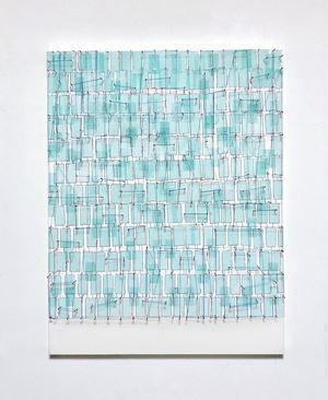 Network by Katsumi Hayakawa contemporary artwork