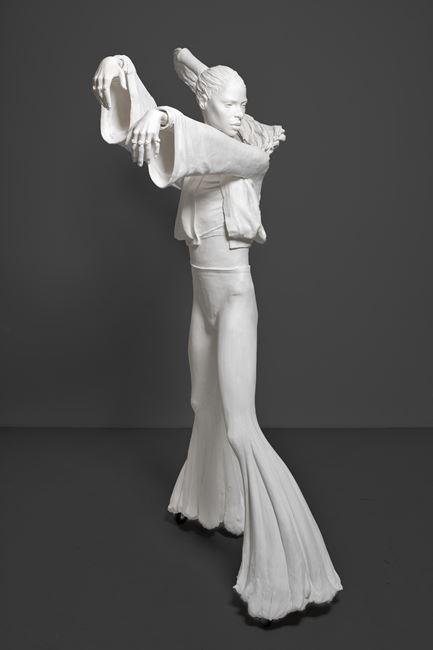 Give back that bloody diamond (Naomi) by Cajsa von Zeipel contemporary artwork