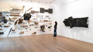 Contemporary art exhibition, Leonardo Drew at Galerie Lelong & Co. Paris, 13 Rue de Téhéran, Paris, France