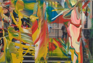 MV. 98 by Gerhard Richter contemporary artwork