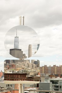 Adaptation, Fig. 1 by Elmgreen & Dragset contemporary artwork sculpture, installation