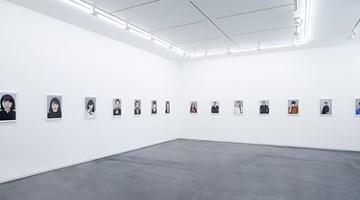 Contemporary art exhibition, Risaku Suzuki, Mirror Portrait at Taka Ishii Gallery, Complex665, Tokyo