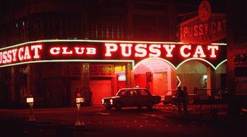 Contemporary art exhibition, Greg Girard, HK:PM : Hong Kong Night Life 1974–1989 at Blue Lotus Gallery, Hong Kong