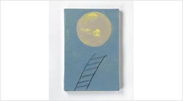 Contemporary art exhibition, Etel Adnan, Planètes at Galerie Lelong & Co. Paris, Online Only, France