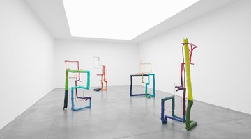 Contemporary art exhibition, Evan Holloway, Evan Holloway at Xavier Hufkens, St-Georges, Brussels