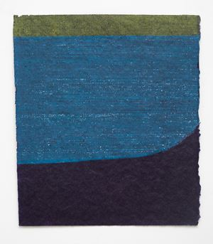 curve by Allyson Strafella contemporary artwork