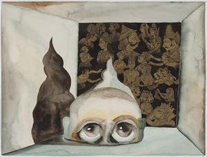 Shadow III by Francesco Clemente contemporary artwork