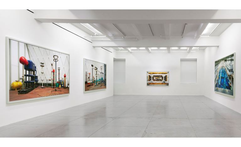 Exhibition view: Thomas Struth, New Works, Marian Goodman Gallery, New York (14 November–22 December 2017). Courtesy the Artist and Marian Goodman Gallery.