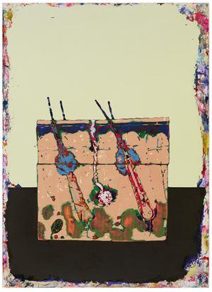 My Dear Hairs by Lai Chiu-Chen contemporary artwork