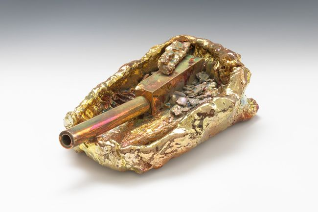 MORTAR (7229) by Sterling Ruby contemporary artwork