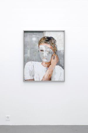 Tile (Four) by Alina Frieske contemporary artwork