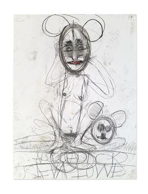 A&E, EVA OWE, Santa Anita session by Paul McCarthy contemporary artwork