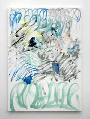 Untitled (clinic) by Stella Corkery contemporary artwork