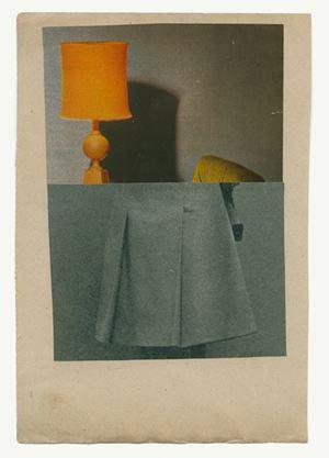 à quoi pensez-vous (5) by Katrien De Blauwer contemporary artwork