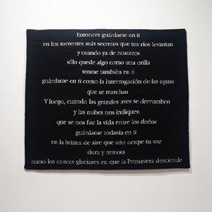 Guardame en ti by Mónica Bengoa contemporary artwork