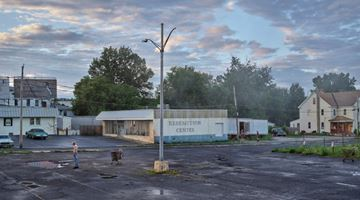 Contemporary art exhibition, Gregory Crewdson, An Eclipse of Moths at Gagosian, Beverly Hills