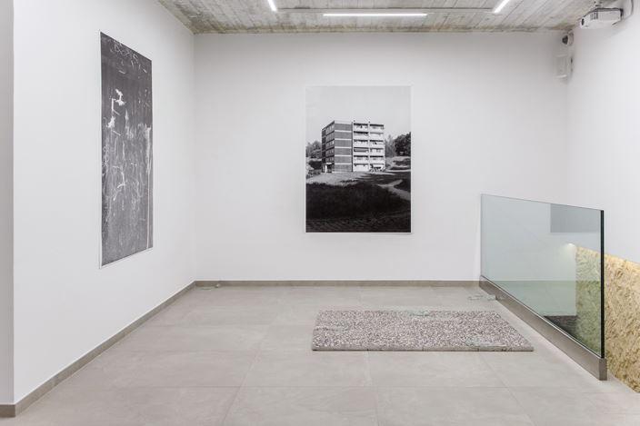Exhibition view: Eric Meier, Diktat, Valletta Contemporary, Malta (26 September–27 October 2019). Courtesy Valletta Contemporary.