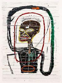 Flexible by Jean-Michel Basquiat contemporary artwork print