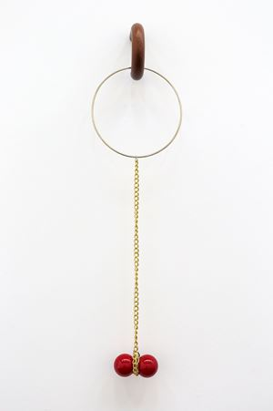 Ball and Chain by Judy Darragh contemporary artwork sculpture