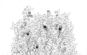 Voices by Chandraguptha Thenuwara contemporary artwork