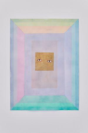 In my Eyes (Fever) by Efrain Almeida contemporary artwork